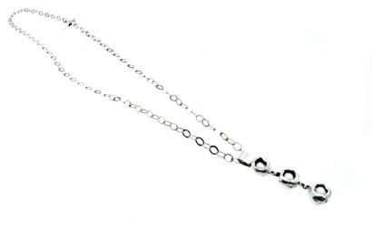 Perla che danza Tris chain