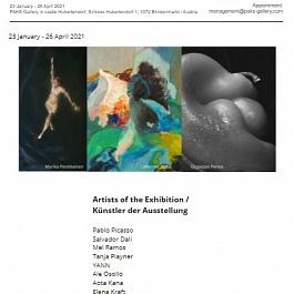 PAKS Gallery in castle Hubertendorf, Schloss Hubertendorf 1, 3372 Blindenmarkt / Austria