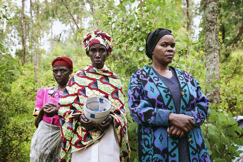 Donne dell'Associazione Sevota