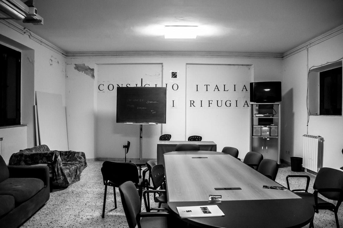 Sede del C.I.R (Consiglio Italiano per i Rifugiati) di Badolato (CZ)