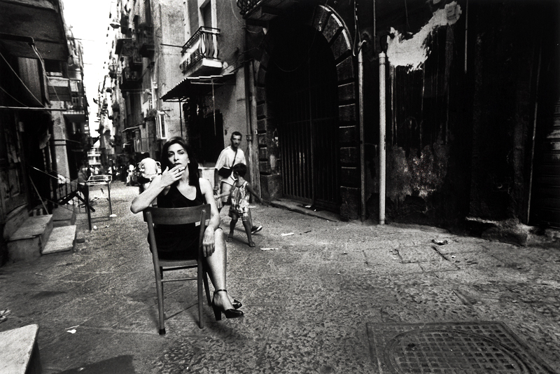 Anna Bonaiuto - Napoli