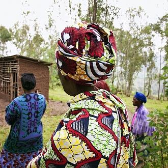 Le donne di Sevota-Rwanda