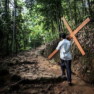 Catholic community in Sri Lanka