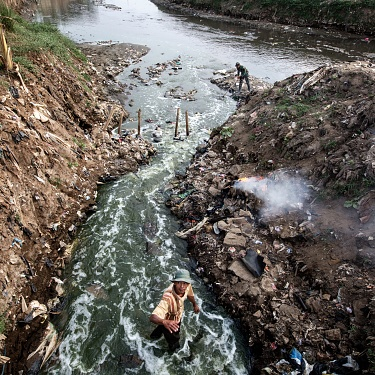 To live and die along the Citarum: the most polluted river in the world