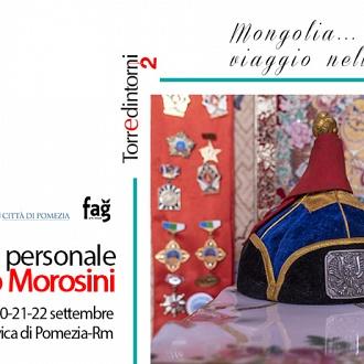 """Mostra """"Mongolia... Viaggio nell'Infinito"""" (Pomezia, 20/22 settembre 2019)"""