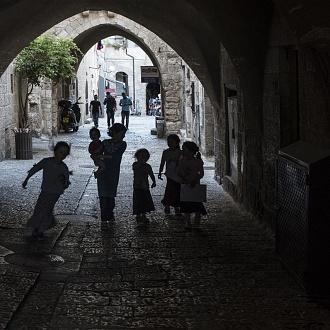 Gente di Gerusalemme - tra sacro e profano