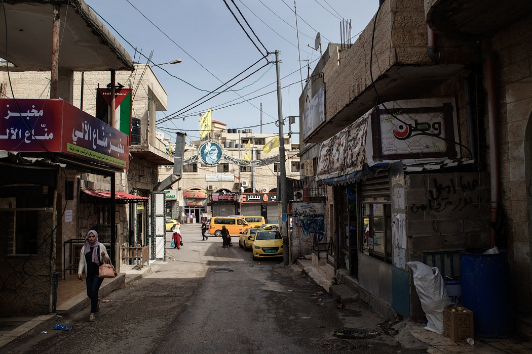 Campo profughi di Dheisheh, Palestina, 2019 - Nato come una tendopoli gestita dall'UNHRW, dopo oltre 70 anni Dheisheh è diventato una piccola città alle porte di Betlemme.