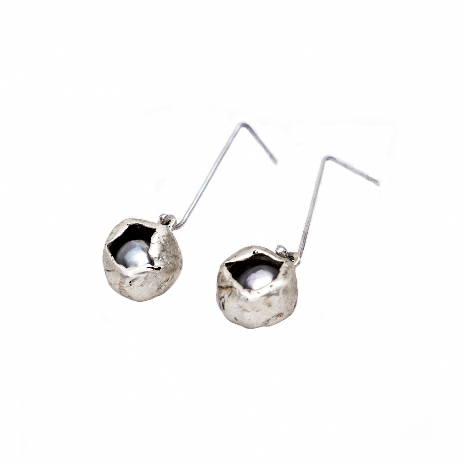 Earrings Perla che Danza Small - €195 