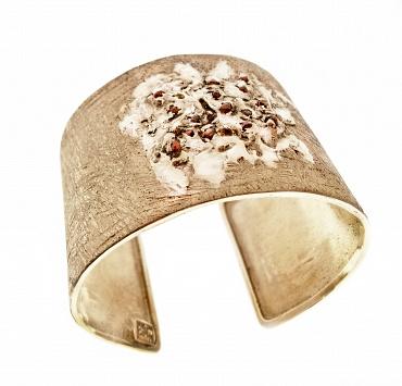 Macchia Bronze/Rough Garnet