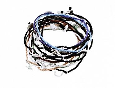 Asana - Silver, Cotton