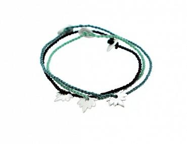 Lotus - Silver, Cotton