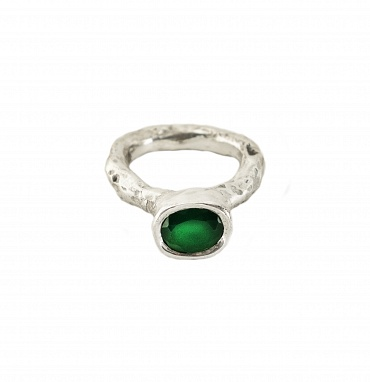 Mito Silver-Green Onyx