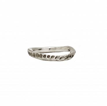 Ritrovamenti Small Band (A) Silver