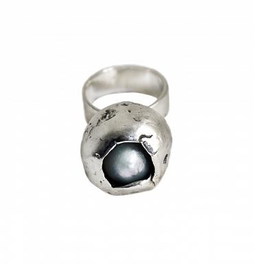 Perla Che Danza Silver/Pearl