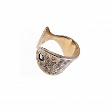 Spigolo Bronze/Sapphire