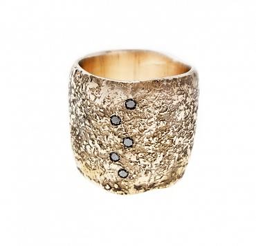 Sabbia - Bronze/Black Diamonds