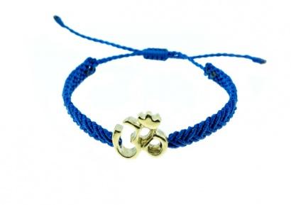 Bold Om Bracelet Small