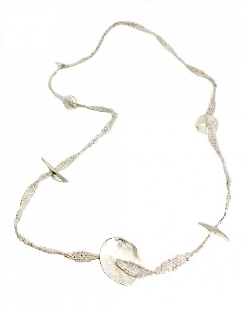Patelle Silver-Linen