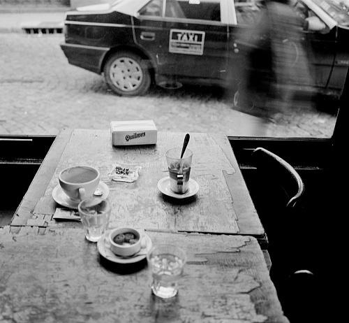 """Buenos Aires-Argentina 2004 """"Bar Dorrego"""""""
