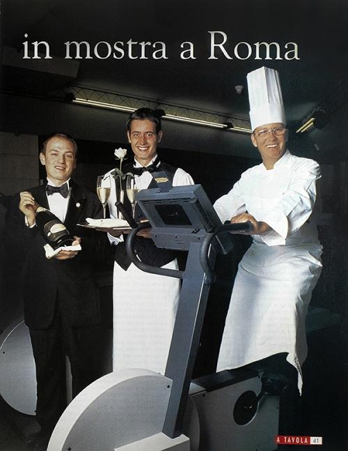 "Heinz Beck ""A Tavola Magazine"""