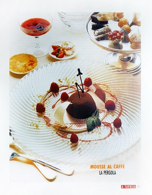 "Heinz Beck - La Pergola ""A Tavola Magazine"""
