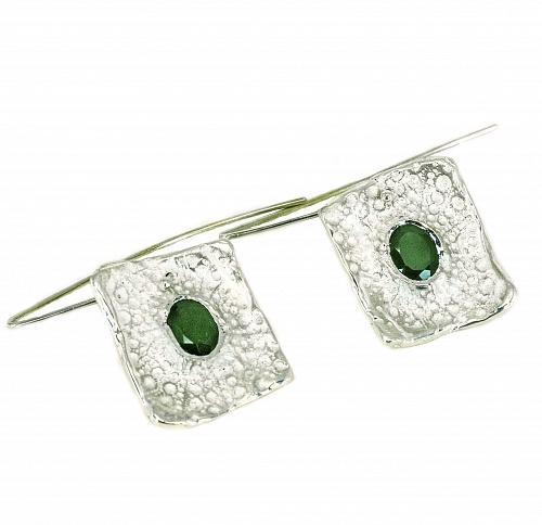 Riccio Silver-Green Onyx