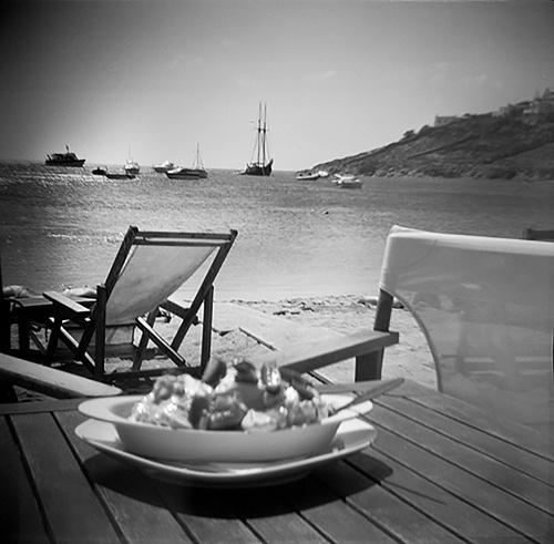 "Mykonos-Greece 2008 ""Ornos Beach"""