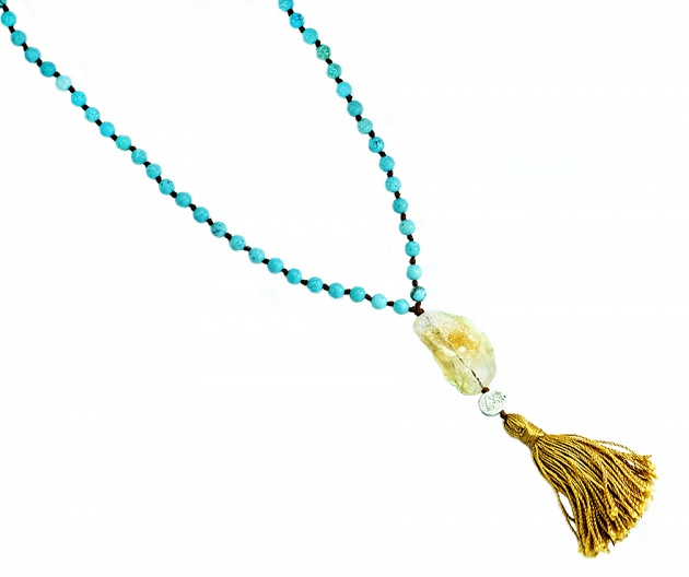 Turquoise - Raw Crystal - Silver